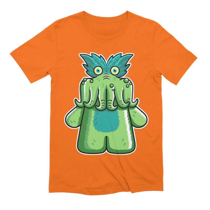 Black Friday Tickle-Me-Wiggly Men's Extra Soft T-Shirt by Flaming Imp's Artist Shop