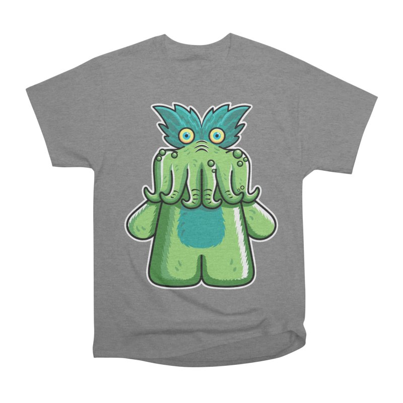 Black Friday Tickle-Me-Wiggly Men's Heavyweight T-Shirt by Flaming Imp's Artist Shop