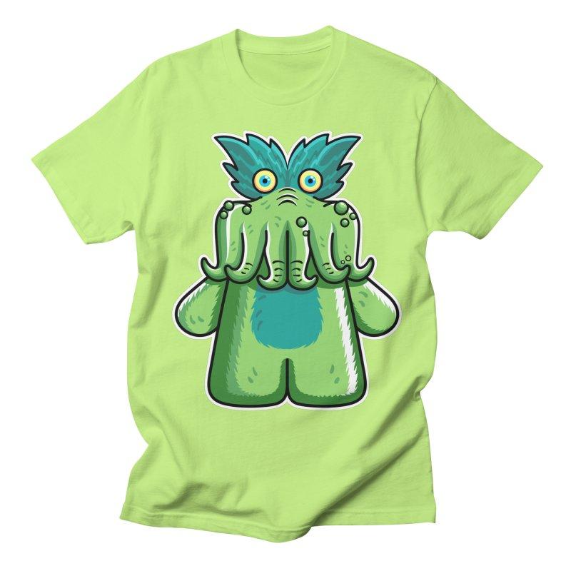 Black Friday Tickle-Me-Wiggly Women's Regular Unisex T-Shirt by Flaming Imp's Artist Shop