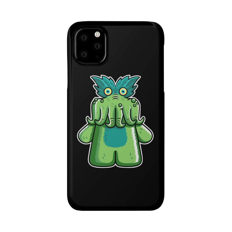 Black Friday Tickle-Me-Wiggly Accessories Phone Case by Flaming Imp's Artist Shop