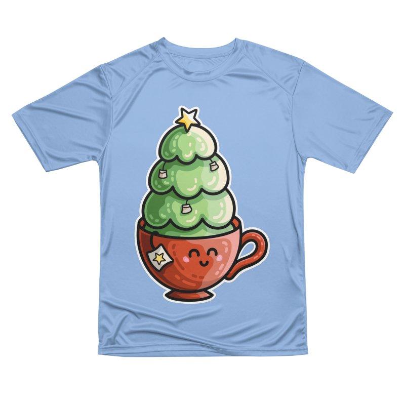 Christmas Tea Pun Women's T-Shirt by Flaming Imp's Artist Shop