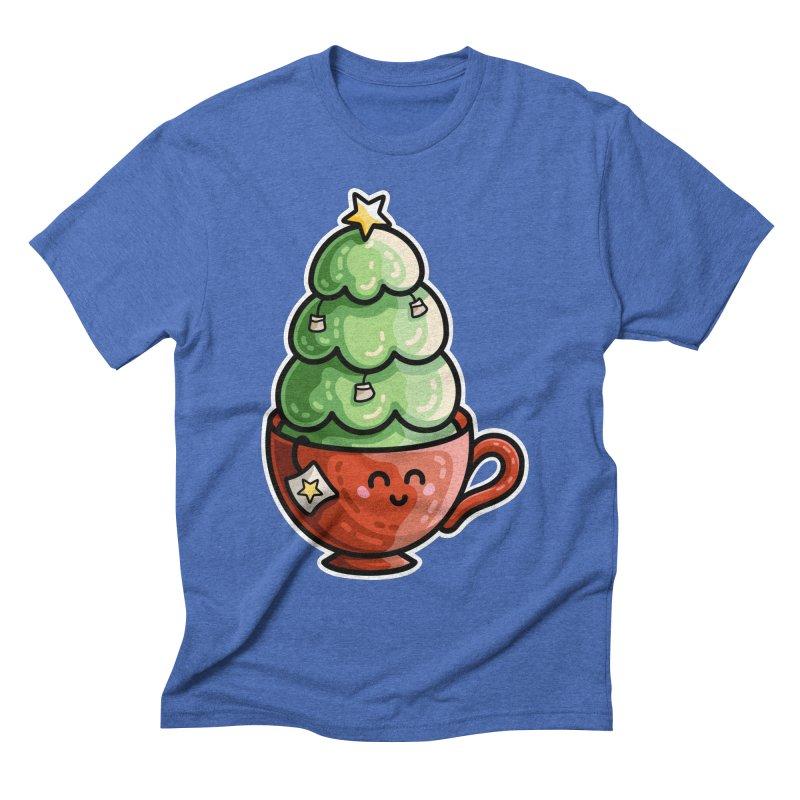 Christmas Tea Pun Unisex T-Shirt by Flaming Imp's Artist Shop
