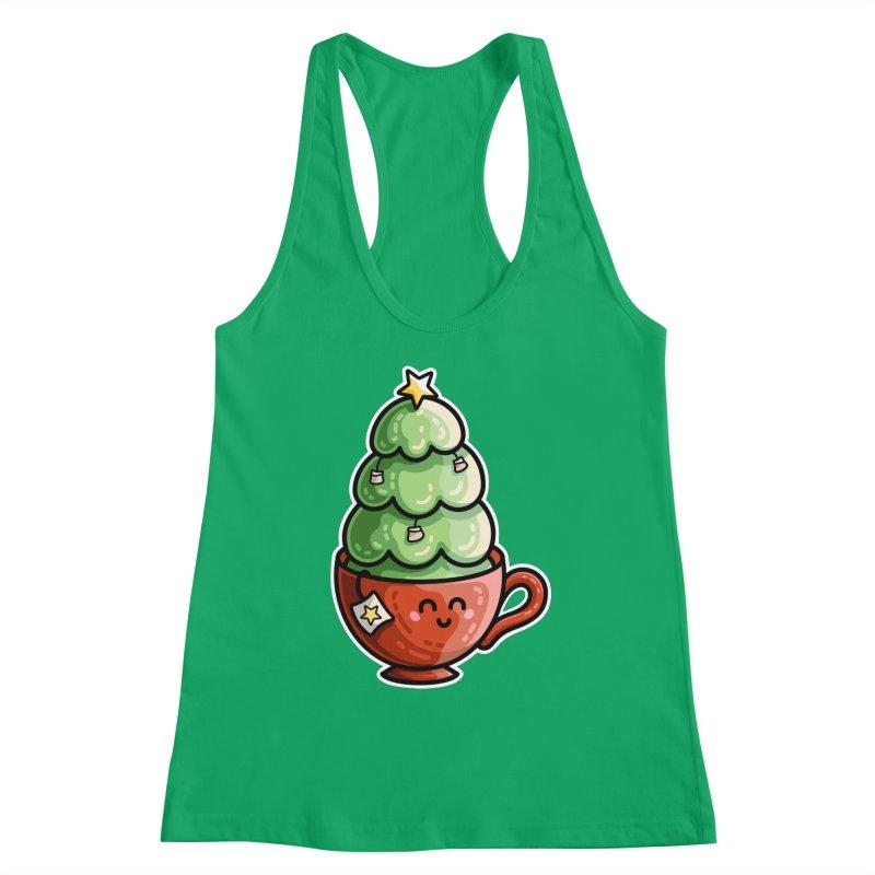 Christmas Tea Pun Women's Tank by Flaming Imp's Artist Shop
