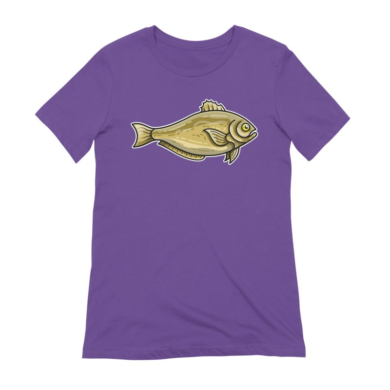Carp Fish Women's Extra Soft T-Shirt by Flaming Imp's Artist Shop