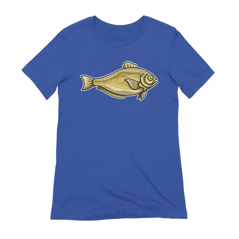 Carp Fish Women's Extra Soft T-Shirt by Flaming Imp's Artist Shop
