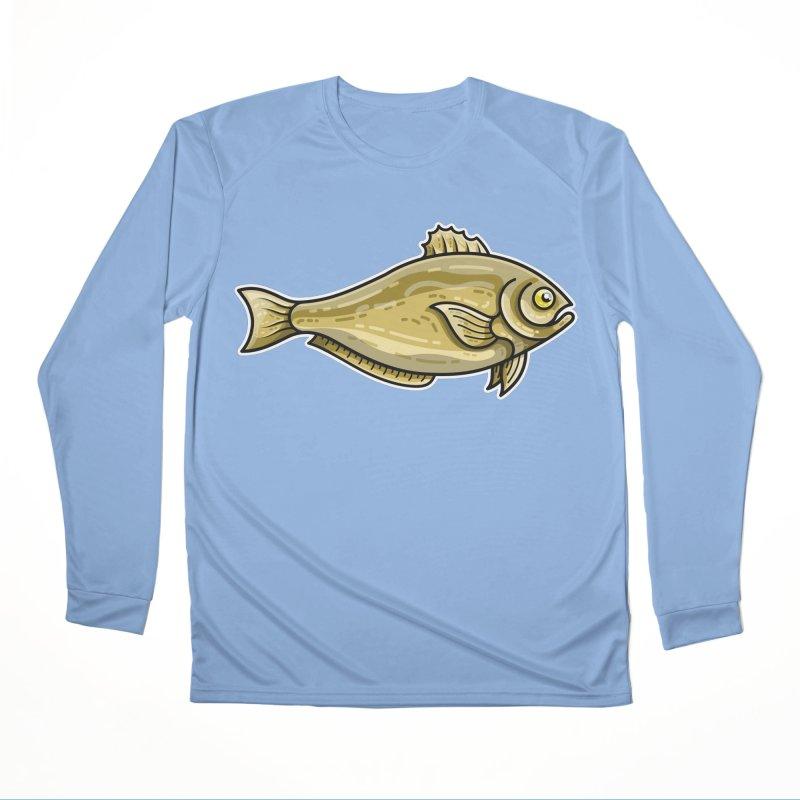 Carp Fish Men's Longsleeve T-Shirt by Flaming Imp's Artist Shop