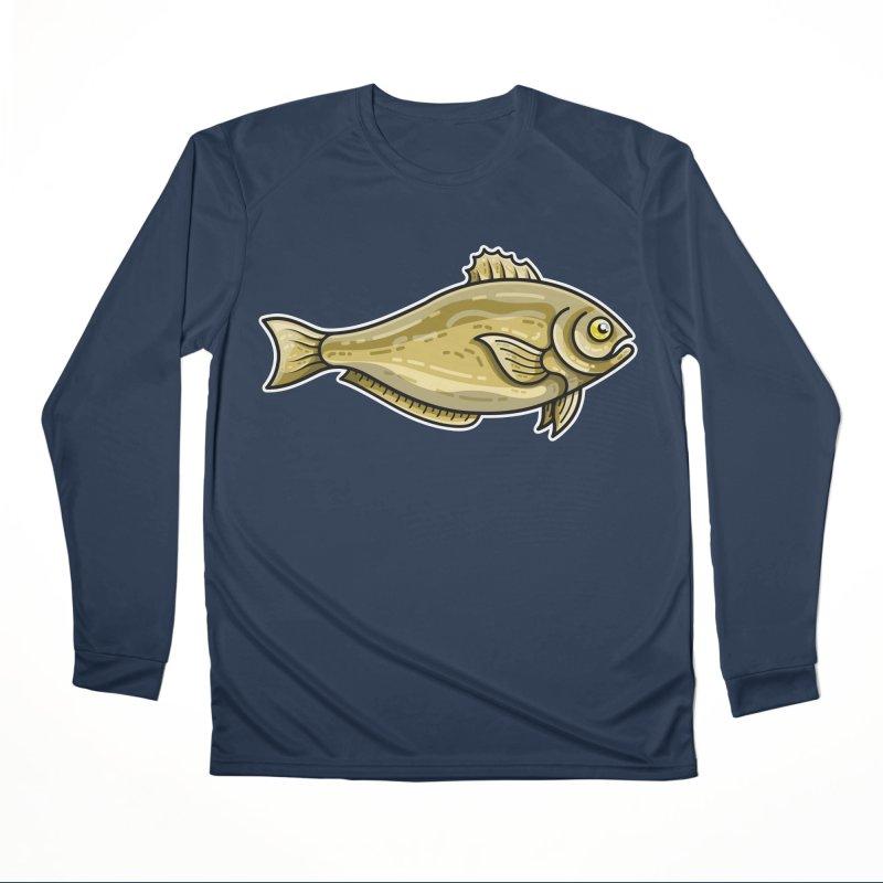 Carp Fish Men's Performance Longsleeve T-Shirt by Flaming Imp's Artist Shop