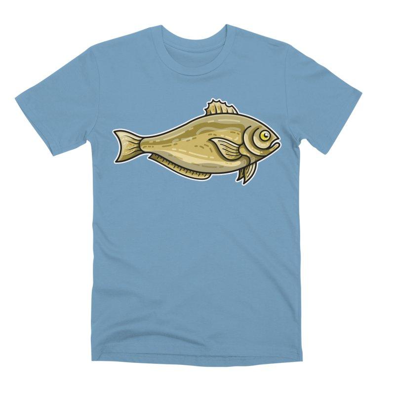 Carp Fish Men's Premium T-Shirt by Flaming Imp's Artist Shop