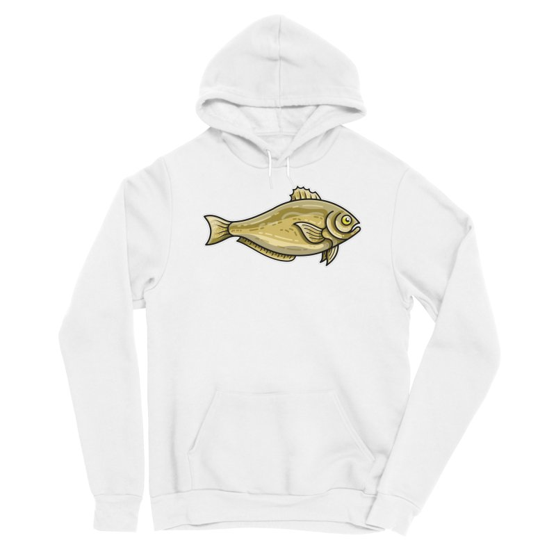 Carp Fish Women's Pullover Hoody by Flaming Imp's Artist Shop