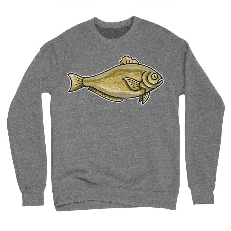 Carp Fish Men's Sponge Fleece Sweatshirt by Flaming Imp's Artist Shop