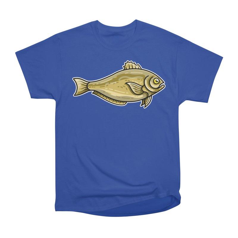 Carp Fish Men's Heavyweight T-Shirt by Flaming Imp's Artist Shop