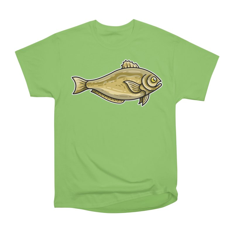 Carp Fish Men's Heavyweight T-Shirt by Flaming Imp's Artist Shop