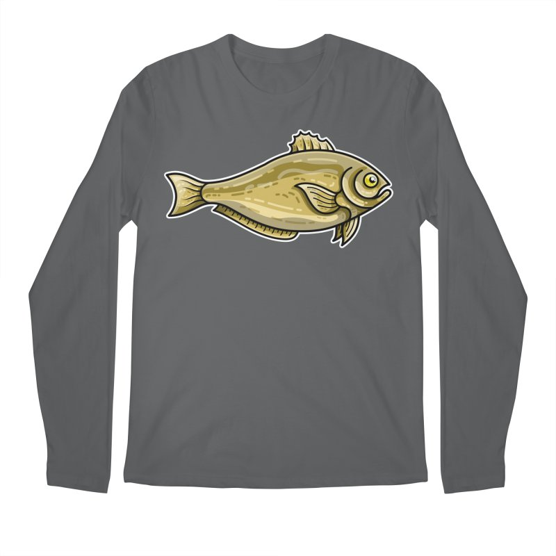 Carp Fish Men's Longsleeve T-Shirt by Flaming Imp's Artist Shop