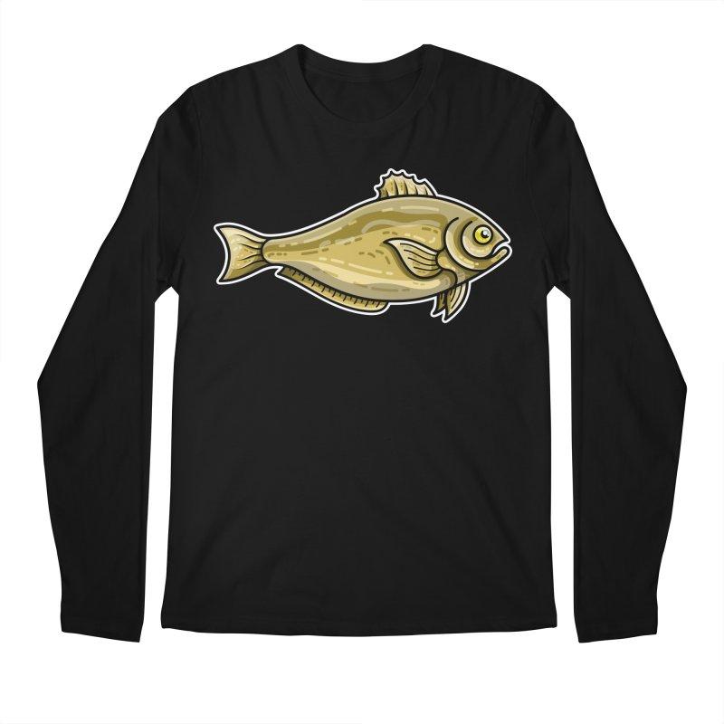 Carp Fish Men's Regular Longsleeve T-Shirt by Flaming Imp's Artist Shop