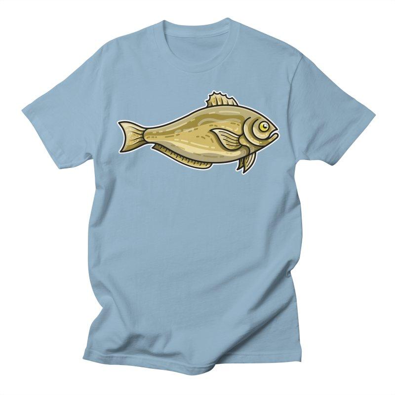 Carp Fish Women's Regular Unisex T-Shirt by Flaming Imp's Artist Shop