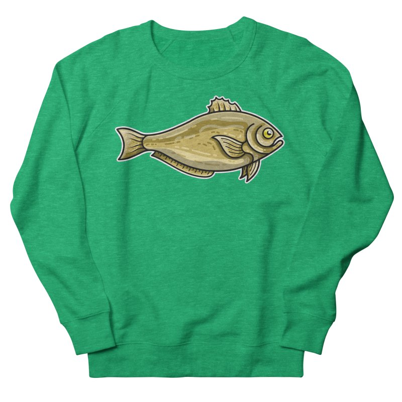 Carp Fish Women's French Terry Sweatshirt by Flaming Imp's Artist Shop