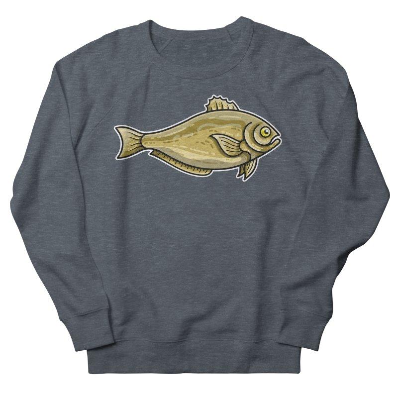 Carp Fish Men's French Terry Sweatshirt by Flaming Imp's Artist Shop