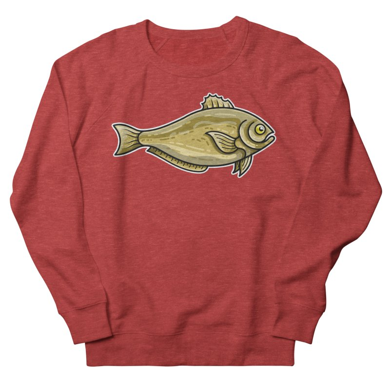 Carp Fish Men's French Terry Sweatshirt by Flaming Imp's Artist Shop