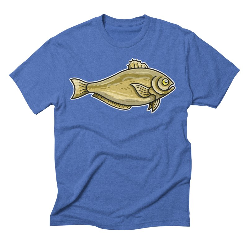 Carp Fish Men's T-Shirt by Flaming Imp's Artist Shop