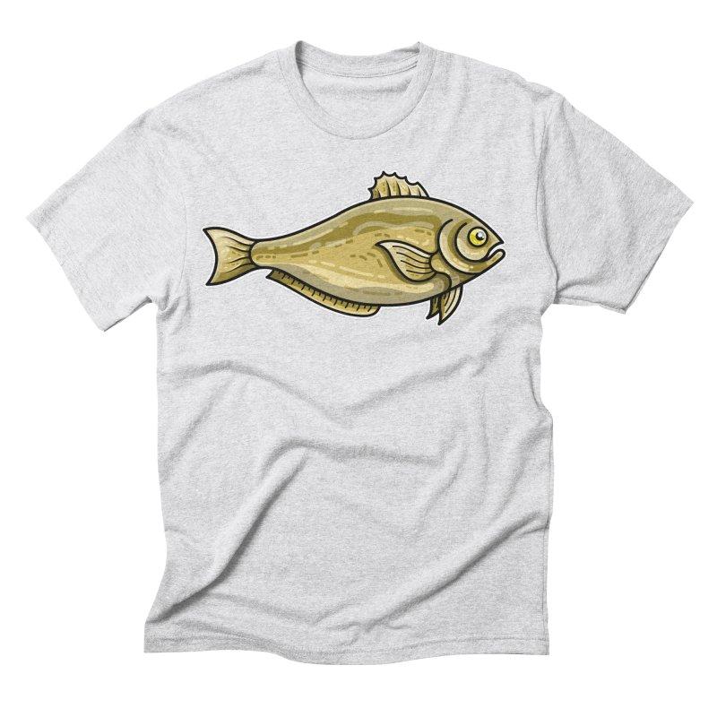 Carp Fish Men's Triblend T-Shirt by Flaming Imp's Artist Shop
