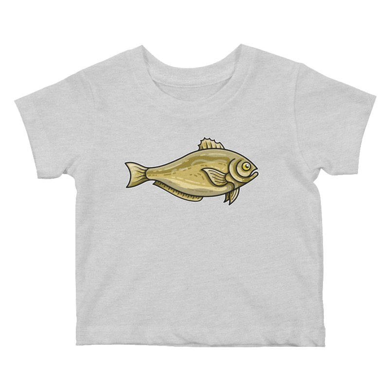 Carp Fish Kids Baby T-Shirt by Flaming Imp's Artist Shop