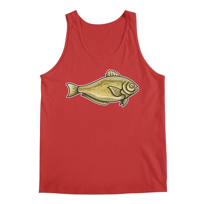 Carp Fish Men's Regular Tank by Flaming Imp's Artist Shop