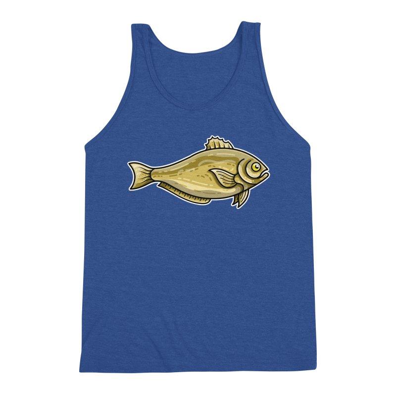 Carp Fish Men's Tank by Flaming Imp's Artist Shop