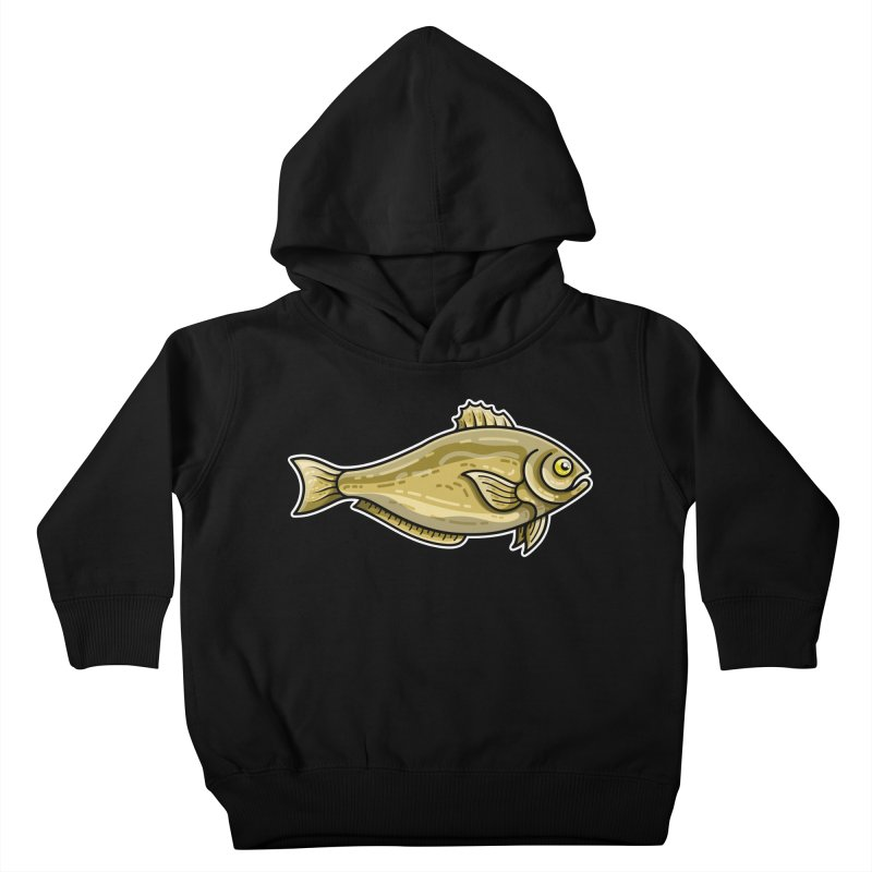 Carp Fish Kids Toddler Pullover Hoody by Flaming Imp's Artist Shop