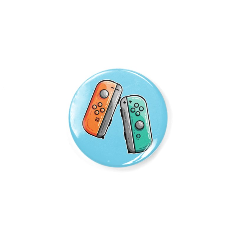 Gaming Controllers Accessories Button by Flaming Imp's Artist Shop