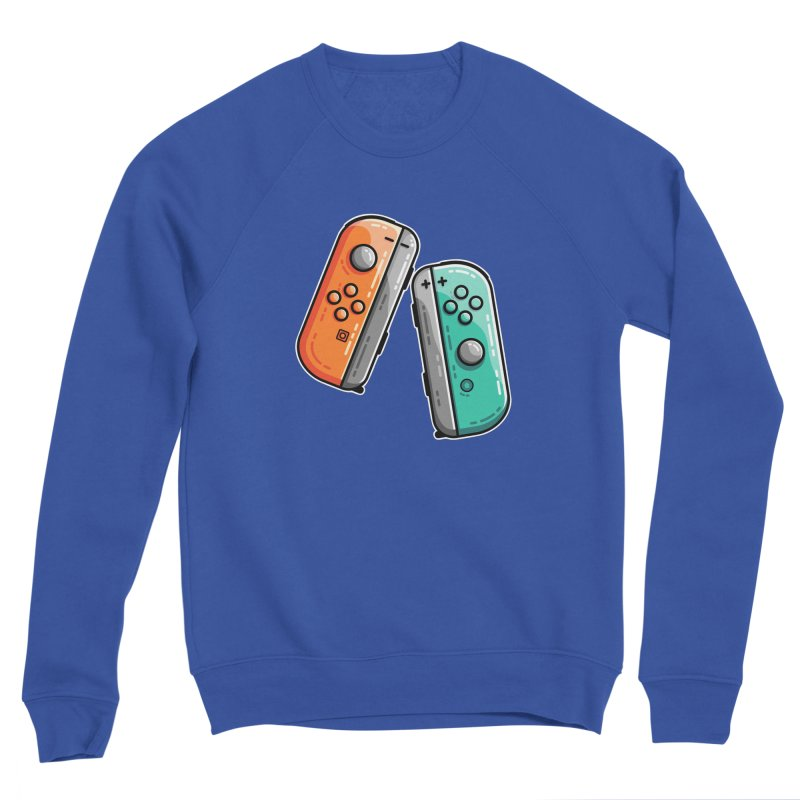 Gaming Controllers Women's Sweatshirt by Flaming Imp's Artist Shop