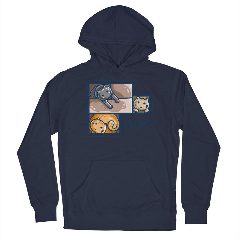 Purr-imeter Maths Cat Pun Unisex Pullover Hoody by Flaming Imp's Artist Shop