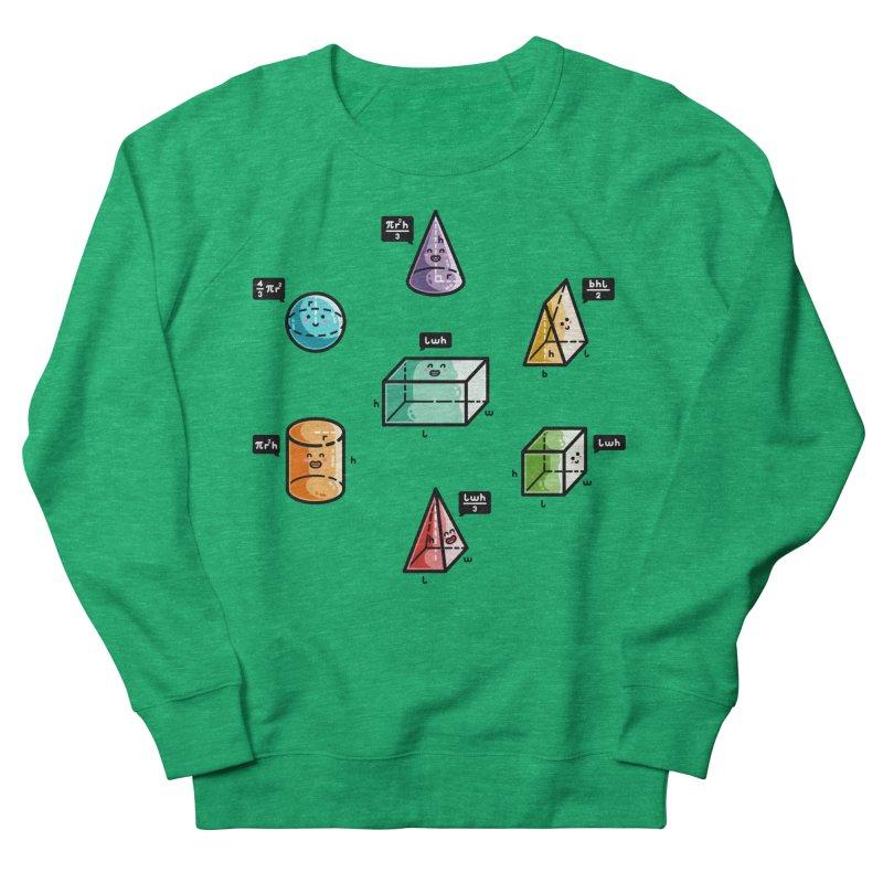 Speaking Volumes Maths Pun Fitted Sweatshirt by Flaming Imp's Artist Shop
