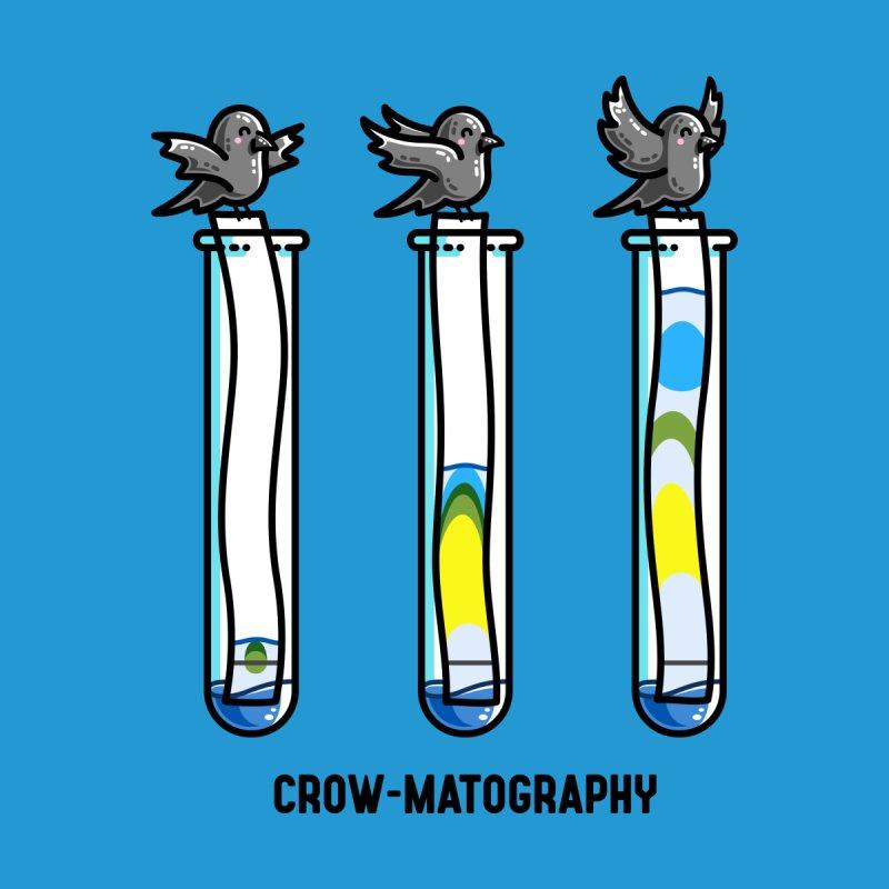 Chromatography Chemistry Pun Unisex Sweatshirt by Flaming Imp's Artist Shop