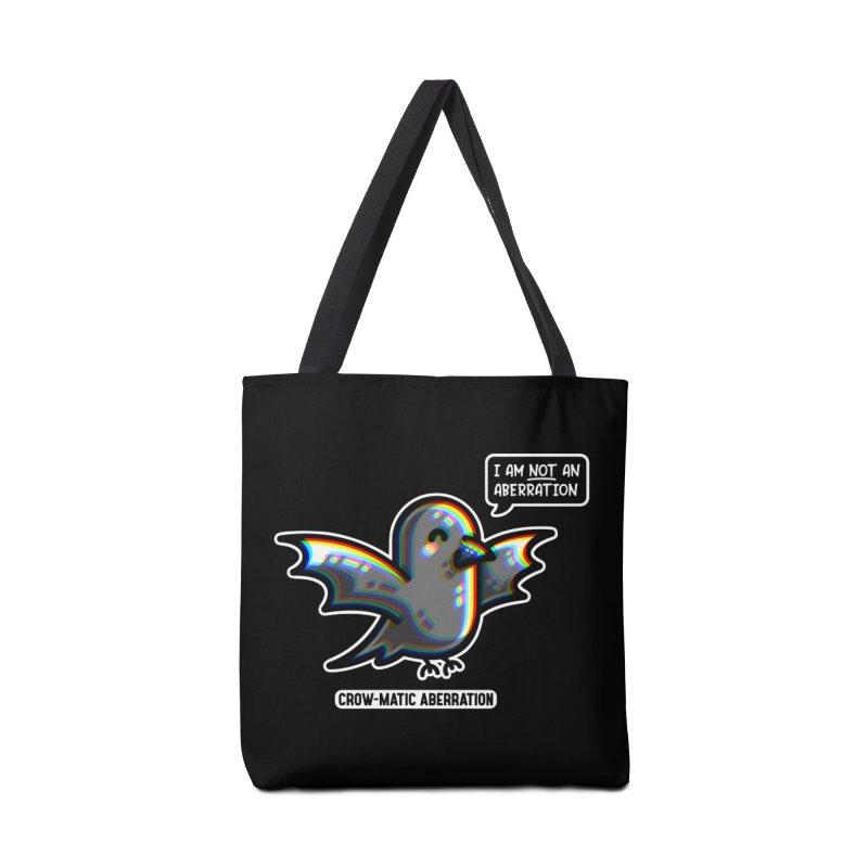 Chromatic Aberration Cute Pun Masks + Accessories Bag by Flaming Imp's Artist Shop