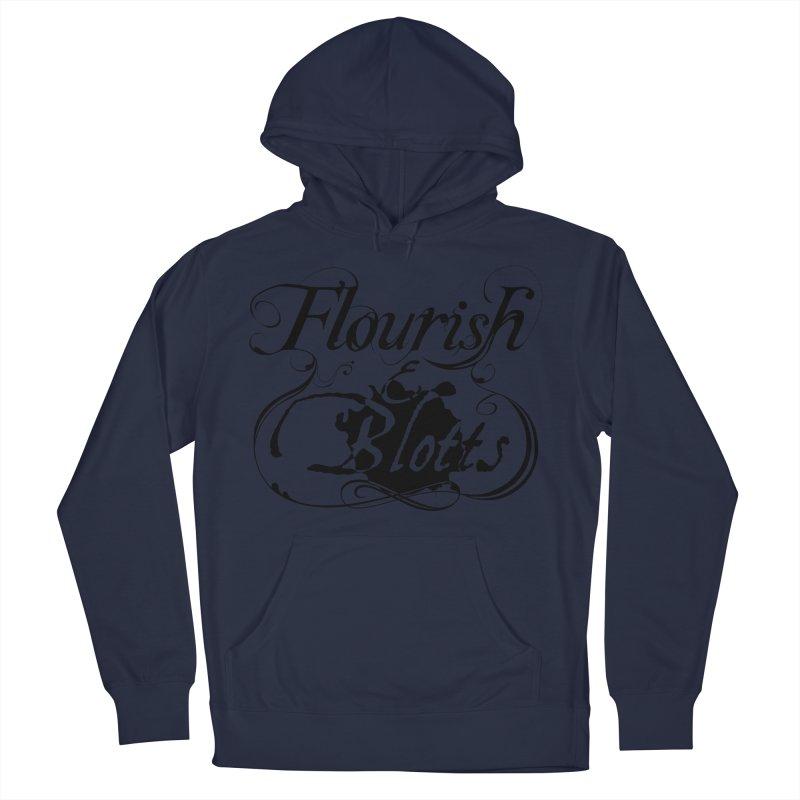 Flourish & Blotts Women's Pullover Hoody by Flaming Imp's Artist Shop