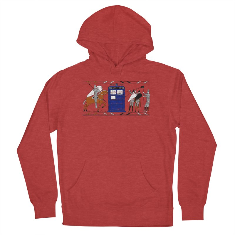 Nocens Lupus Women's Pullover Hoody by Flaming Imp's Artist Shop