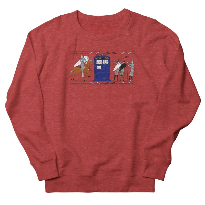 Nocens Lupus Men's Sweatshirt by Flaming Imp's Artist Shop