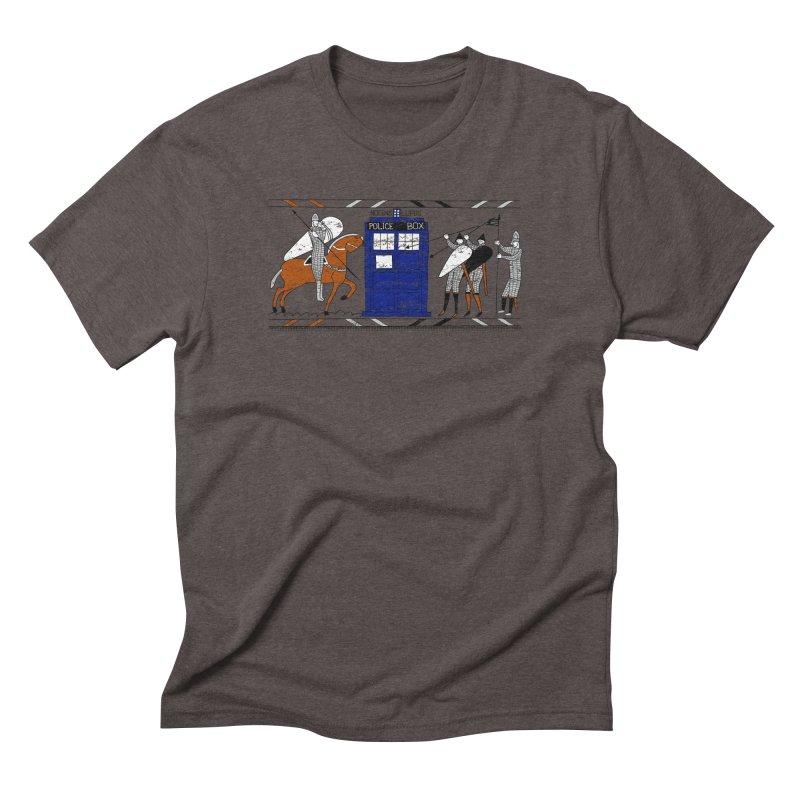Nocens Lupus Men's Triblend T-Shirt by Flaming Imp's Artist Shop