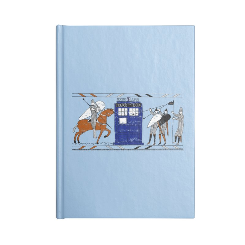 Nocens Lupus Accessories Notebook by Flaming Imp's Artist Shop