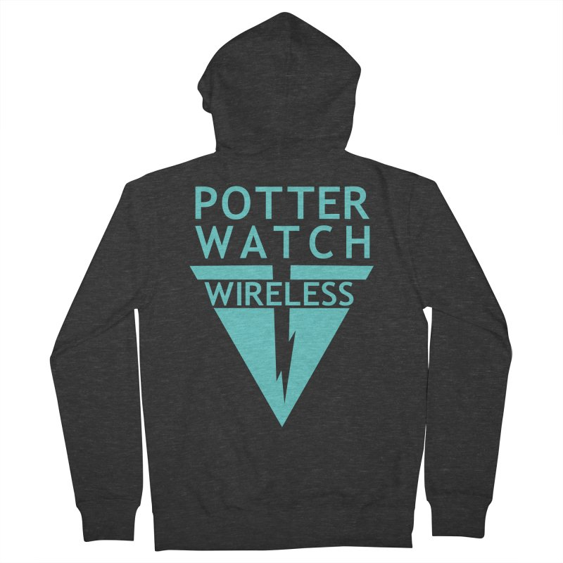 Potterwatch Men's Zip-Up Hoody by Flaming Imp's Artist Shop