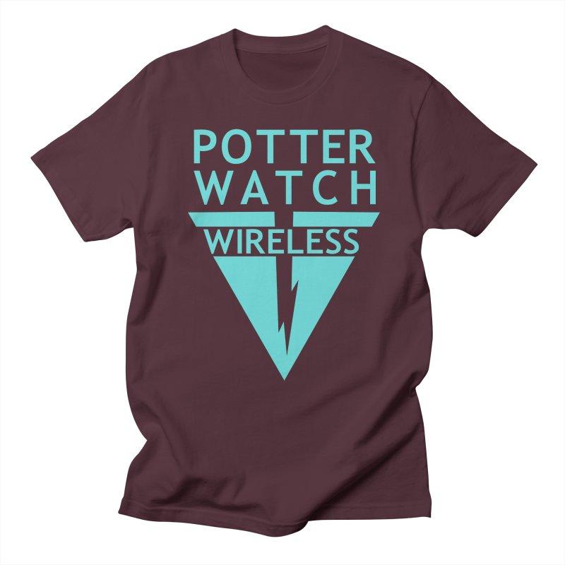 Potterwatch Men's T-shirt by Flaming Imp's Artist Shop