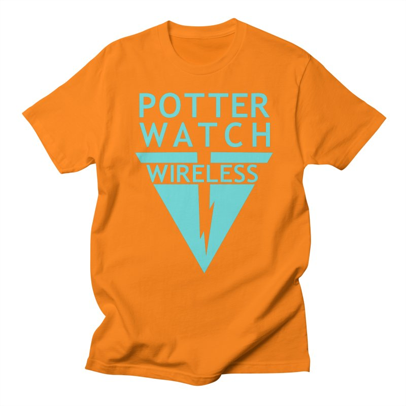 Potterwatch Women's Unisex T-Shirt by Flaming Imp's Artist Shop