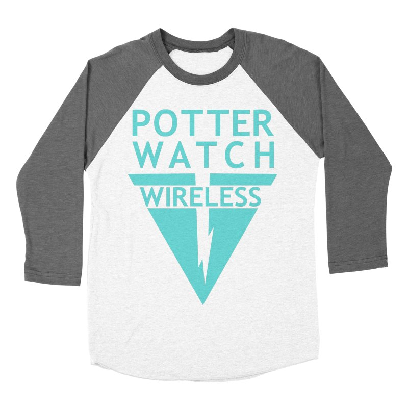 Potterwatch Men's Baseball Triblend T-Shirt by Flaming Imp's Artist Shop