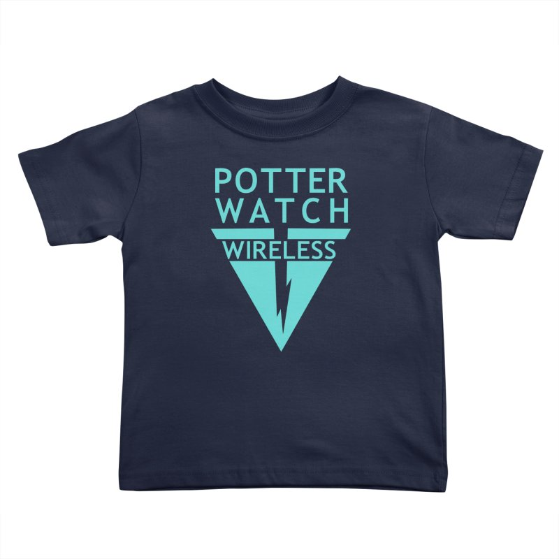 Potterwatch Kids Toddler T-Shirt by Flaming Imp's Artist Shop