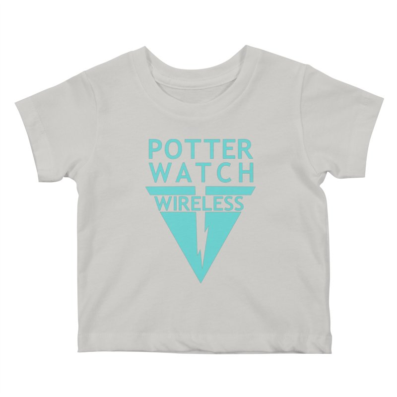 Potterwatch Kids Baby T-Shirt by Flaming Imp's Artist Shop