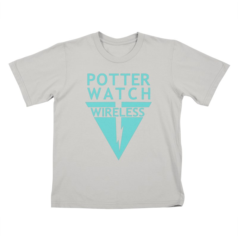 Potterwatch Kids T-shirt by Flaming Imp's Artist Shop