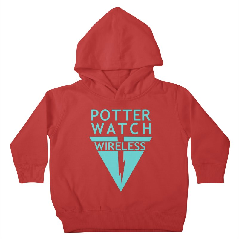Potterwatch Kids Toddler Pullover Hoody by Flaming Imp's Artist Shop
