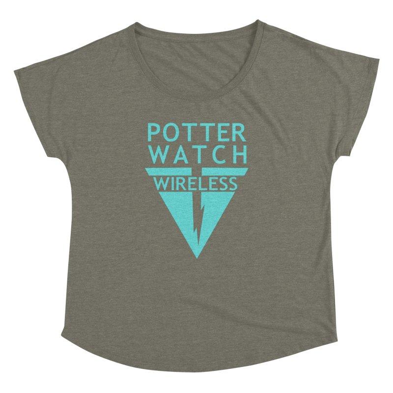 Potterwatch Women's Dolman by Flaming Imp's Artist Shop