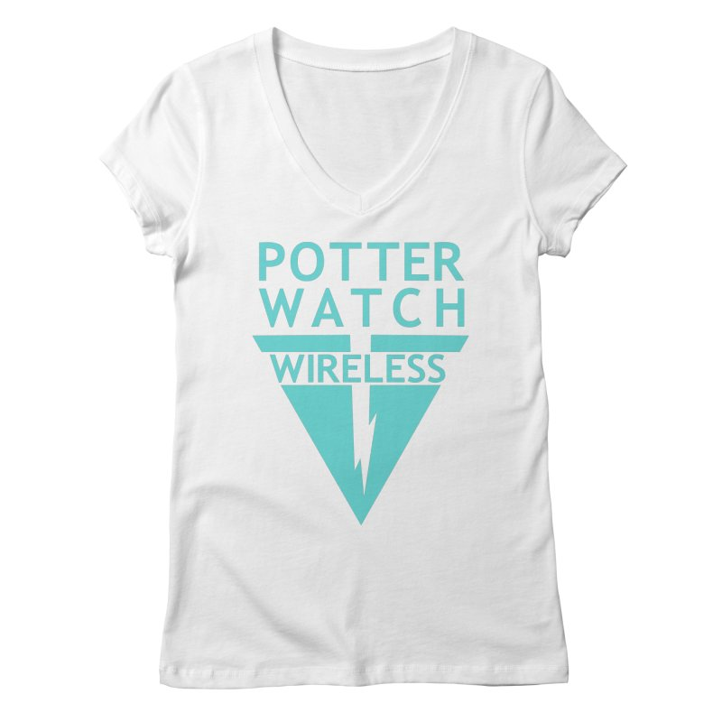 Potterwatch Women's V-Neck by Flaming Imp's Artist Shop