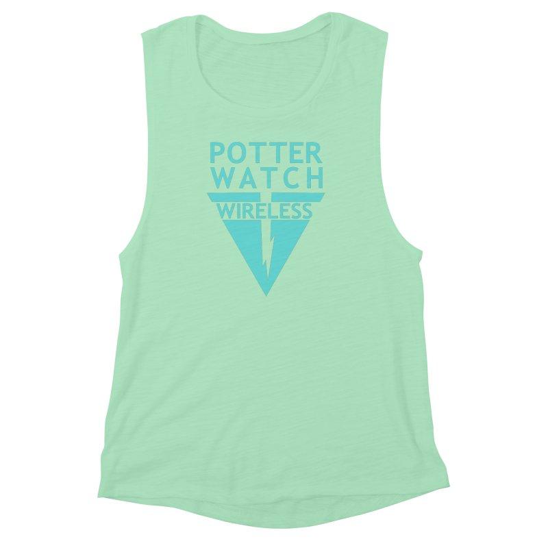 Potterwatch Women's Muscle Tank by Flaming Imp's Artist Shop